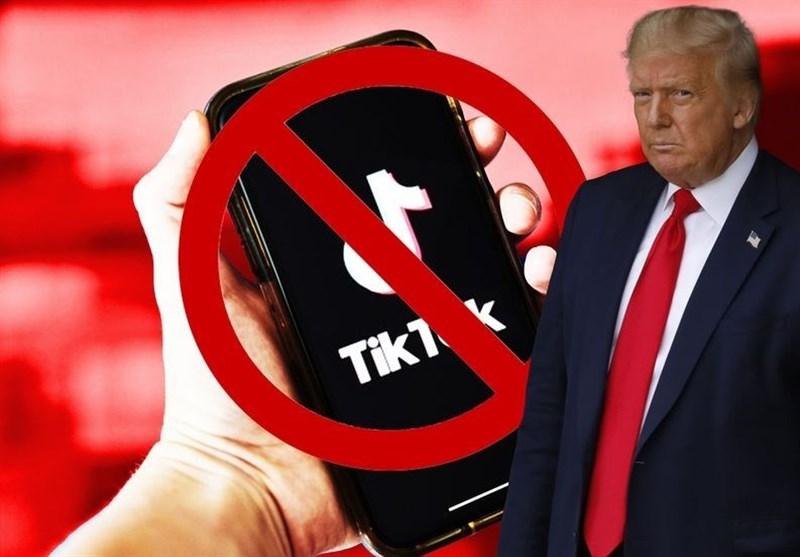 شکایت تیکتاک از ترامپ به خاطر ممنوعیت فعالیت در آمریکا