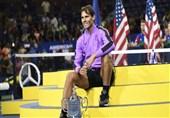 نادال از شرکت در رقابتهای تنیس اوپن آمریکا انصراف داد
