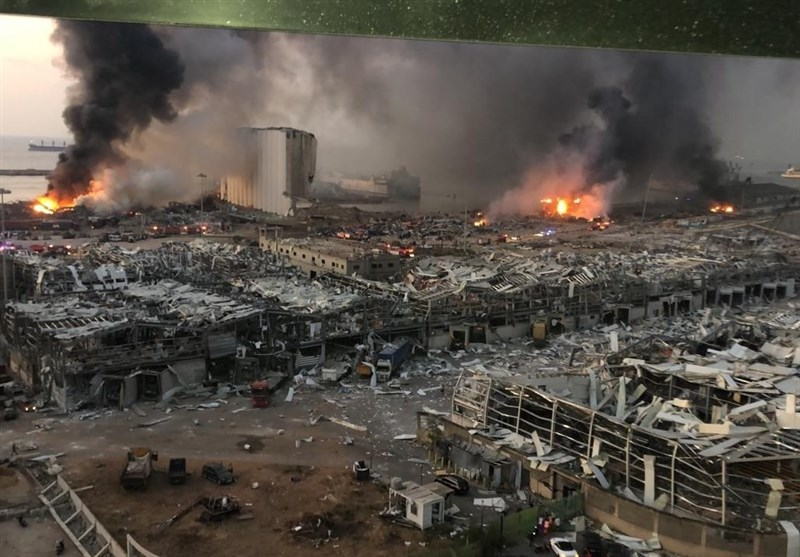 Dozens Killed, Thousands Wounded in Beirut Explosion