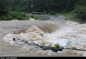 کرمان| سد قدرونی از سیلابهای مخرب 2 رودخانه بزرگ راور جلوگیری میکند