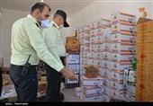 2 اتوبوس مسافربری حامل کالای قاچاق در استان خراسان جنوبی توقیف شد
