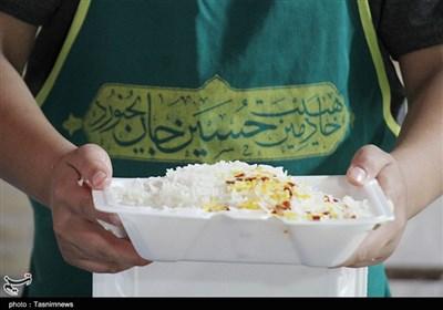 اطعام 20 هزار نفری غدیر در بجنورد + فیلم