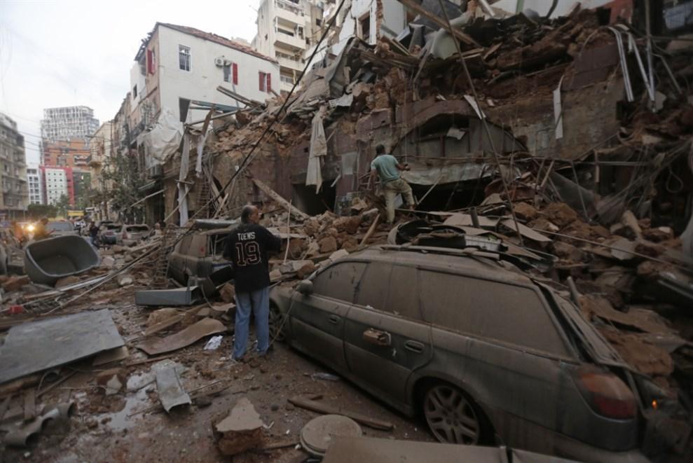 آخرین تحلیلها از انفجار بیروت| الاخبار: بهرهبرداری سیاسی عربستان و آمریکا از مصیبت لبنانیها