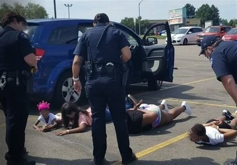 Viral Video Shows US Officers Handcuffing Black Girls on Hot Concrete