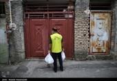 2400 پرس غذا در مناطق محروم شیراز توزیع شد