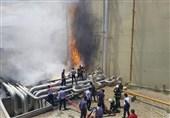 ماجرای آتش سوزی در نیروگاه سمنان چه بود؟