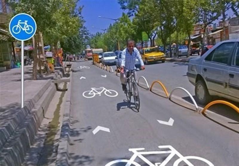 لاین دوچرخهسواری تا ماه آینده در قم ایجاد میشود