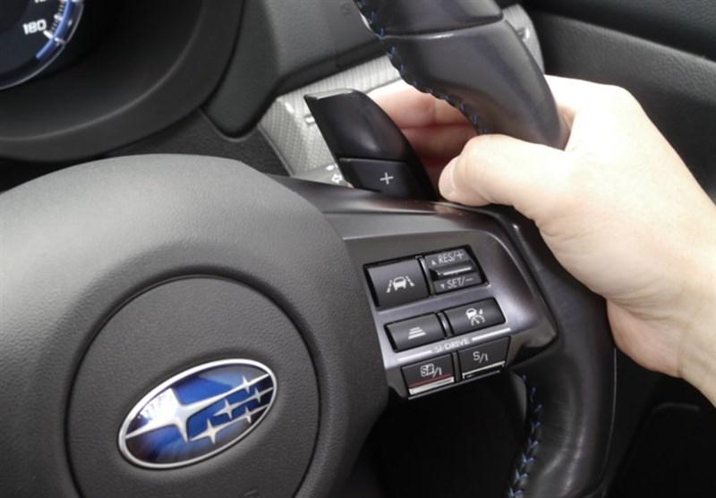 آپشنهای فنی خودرو| دنده پشت فرمان چیست ؟