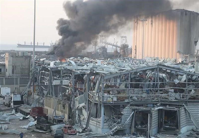 بازتاب انفجار مهیب بیروت در رسانههای لبنانی
