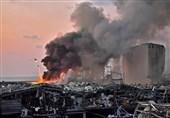 پیام تسلیت رئیس و دبیر مجمع تشخیص مصلحت نظام در پی انفجار بیروت