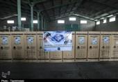 عیدی رهبر معظم انقلاب به مردم بشاگرد /یخچالهای اهدایی به مناطق محروم رسید+تصاویر