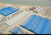 ظرفیت پایانه نفتی منطقه ویژه اقتصادی بندر امام خمینی(ره) افزایش یافت