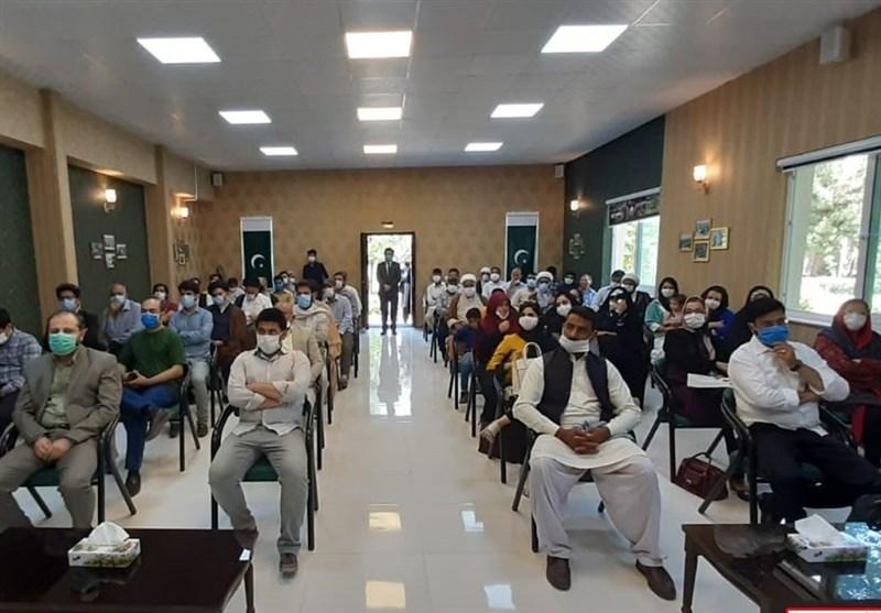برگزاری برنامه همبستگی با مردم کشمیر در کنسولگری پاکستان در مشهد +تصاویر