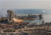 Aerial Footage Shows Scale of Destruction from Beirut Explosion