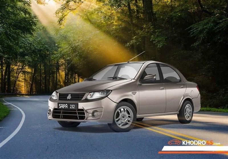 فروش فوری ساینا در بازار خودروهای کارکرده با خودرو45
