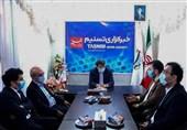 استاندار یزد از دفتر استانی تسنیم بازدید کرد