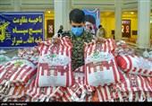 همت بسیجیان شیرازی در رفع محرومیت؛ برکت غدیر در قالب کمکهای مومنانه جلوه کرد + فیلم