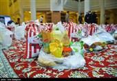 4 هزار بسته غذایی در مرحله دوم کمک مومنانه جمعیت هلال احمر استان فارس توزیع میشود