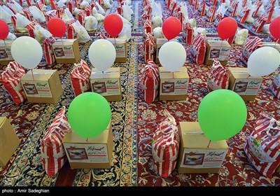 طرح سراسری احسان علوی به مناسبت عید غدیر خم در حرم مطهر حضرت شاهچراغ (ع)