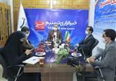 مدیرکل کمیته امداد خراسان جنوبی از دفتر استانی تسنیم بازدید کرد