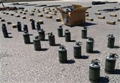 Large Amounts of Weapons, Ammunition Left behind by Terrorists Found in Syria