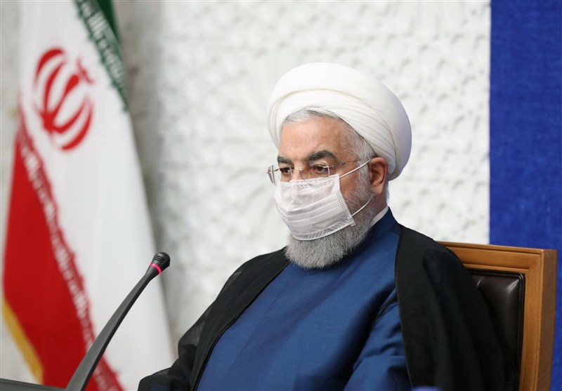 Iran President Urges People to Continue Observing Health Protocols