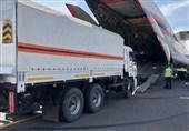 پرواز چهارمین هواپیمای کمکهای روسیه به لبنان/ پرهیز از بهرهبرداری سیاسی از انفجار بیروت