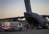 ارسال کمکهای پزشکی ترکیه به لبنان