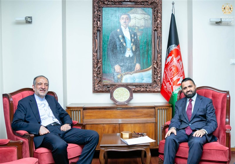 Envoy Reaffirms Iran's Support for Afghan Peace Process