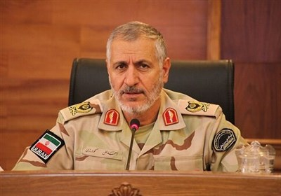 فرمانده مرزبانی ناجا: انتقام خون شهدای مرزبان را از قاچاقچیان میگیریم / اجازه سلب امنیت را به اشرار نمیدهیم