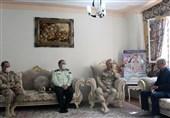 فرمانده مرزبانی ناجا:گروهکهای معاند نظام در حاشیه مرزها قصد خدشهدار کردن امنیت ایران را دارند+ تصاویر