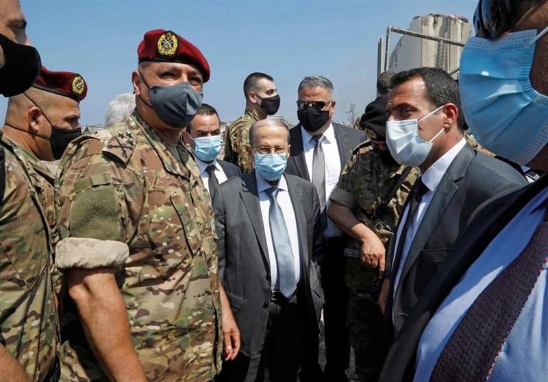 Lebanon Lauds Iran's Backing