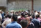 توزیع «کمکهای معیشتی» مرزبانی در بین مرزنشینان + تصاویر