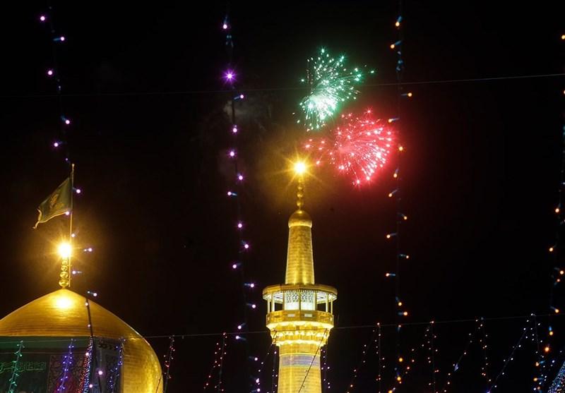 ویژهبرنامههای جشن عید غدیر در حرم رضوی / مراسم با رعایت بهداشت برگزار میشود