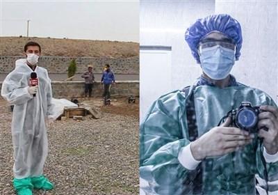 خبرنگاران تسنیم آذربایجان شرقی به عنوان خبرنگار و عکاس «یاور سلامت» در ایام کرونا معرفی شدند