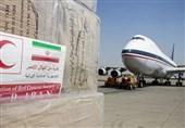 انفجار بیروت.. وصول 3 طائرات ایرانیة محملة بالمساعدات الانسانیة الى بیروت