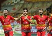 لیگ برتر فوتبال| صعود فولاد به رده چهارم جدول با شکست نفت مسجدسلیمان