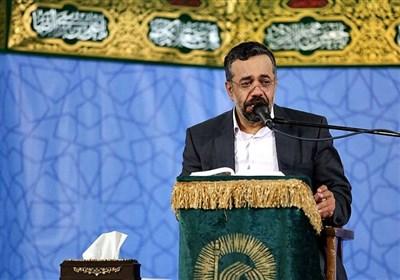 مناجات امیرالمؤمنین(ع) با نوای محمود کریمی