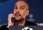 گواردیولا: فرناندینیو برای مدتی طولانی خانهنشین خواهد بود/ بین دو نیمه به بازیکنانم گفتم صبور باشند