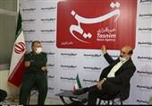 بازدید مدیران و مسئولان از دفتر تسنیم قزوین بهروایت تصویر