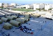 آغاز به کار بیمارستان صحرایی روسیه در پایتخت لبنان
