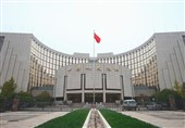 بانک مرکزی چین 50 میلیارد یوان نقدینگی به بازار تزریق کرد