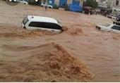 تخریب 20 باب منزل و فوت 3 کودک بر اثر جاری شدن سیل در صنعاء