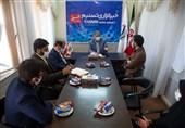 رئیس کل دادگستری یزد از دفتر تسنیم در این استان بازدید کرد + تصاویر