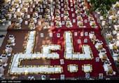 """توزیع 110 هزار وعده غذایی و بسته معیشتی در گلستان/ کاروان """" آوای غدیر"""" در استان به راه افتاد"""
