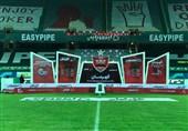 جام قهرمانی لیگ نوزدهم به پرسپولیسیها اهدا شد