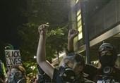 ادامه اعتراضات در آمریکا/ وضعیت پورتلند بحرانی اعلام شد