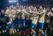 شانس بالای زنیت برای رسیدن به سومین جام قهرمانی متوالی لیگ برتر روسیه + عکس