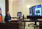 قره باغ و حملات تروریستی در اروپا؛ موضوع نشست پوتین با اعضای شورای امنیت روسیه