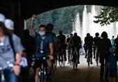 ادامه تجمع مخالفان رئیس جمهوری کنونی بلاروس در آستانه انتخابات